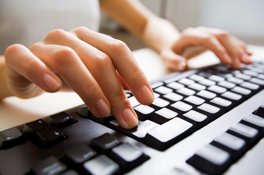 Cách đánh máy tính nhanh bằng 10 ngón tay không cần nhìn bàn phím