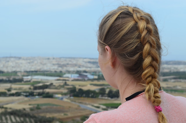 Mdina, middle age city, Malta, dutch braid
