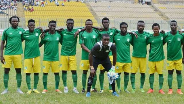 Aduana Stars shock Elmina Sharks at home
