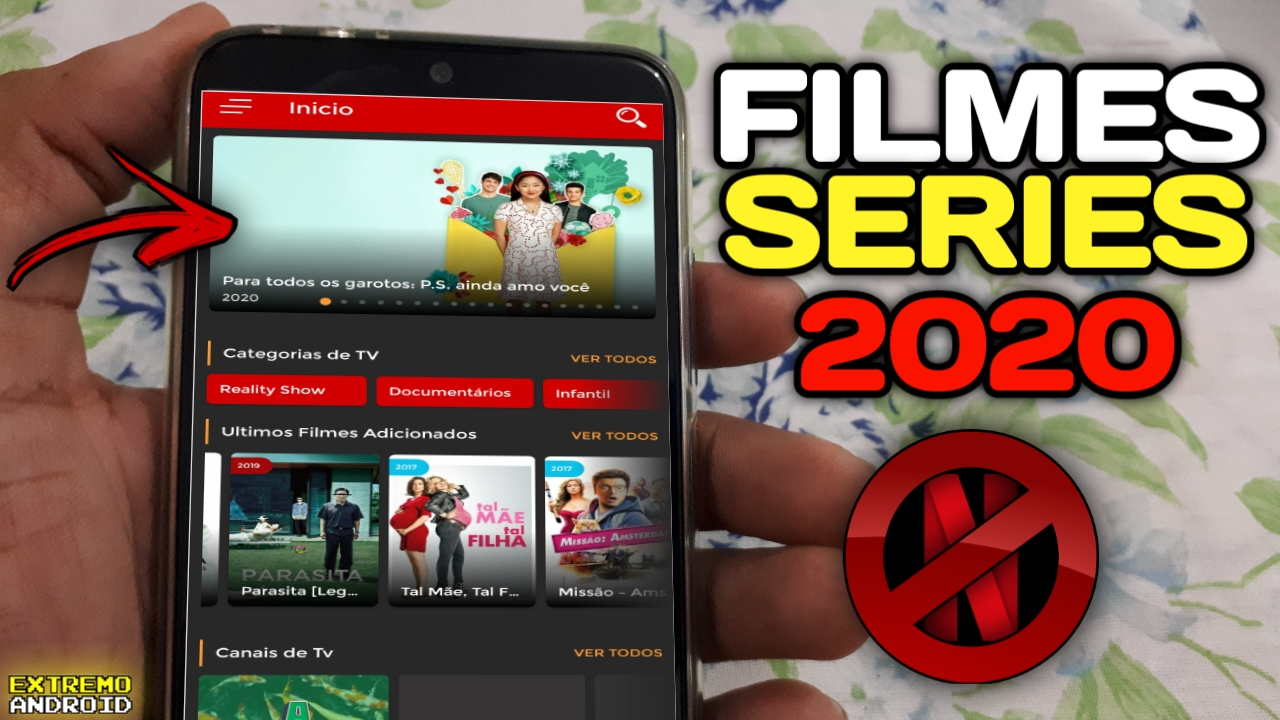 Filme App Android