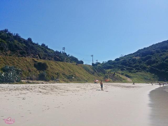 Prainha em Arraial do Cabo