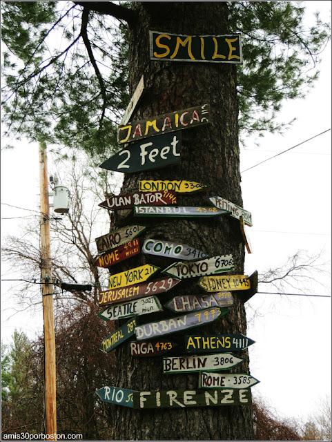 Sirope de Arce:New Hampshire
