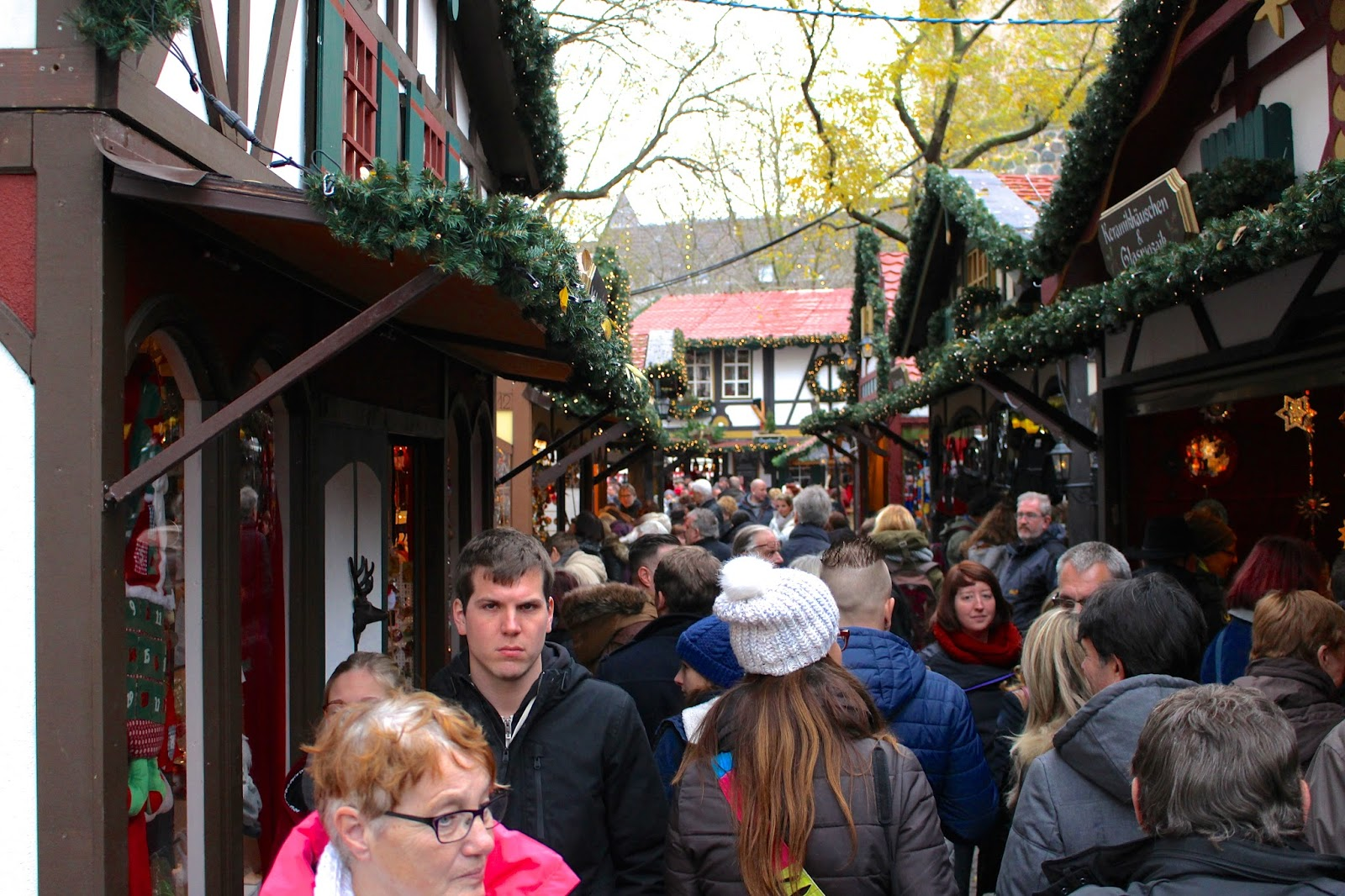 Village of St Nicholas Christmas Market