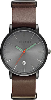 Ted Baker Mens Grey TE10026444