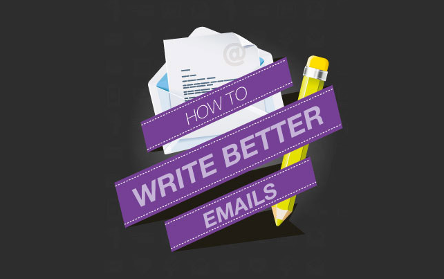 The Art Of Writing Better Emails Infographic Digital