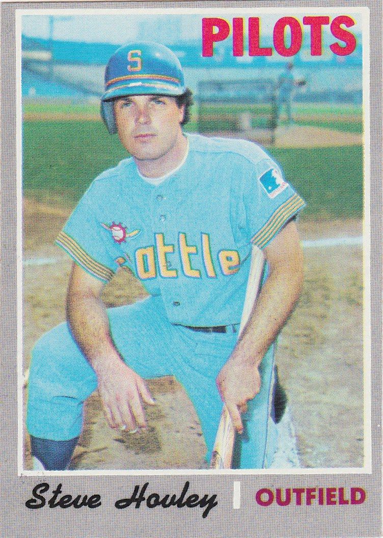 the five tool collector 1970 topps seattle pilots wait not so