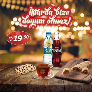 simit sarayı ramazan 2019 iftar menü ve fiyatları