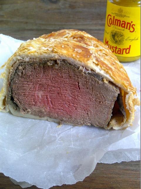 gordon ramsay beef wellington