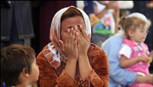 Mujeres iraquies sufren persecución del Estado Islámico