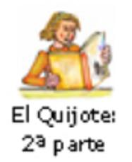 El Quijote II  parte en pdf