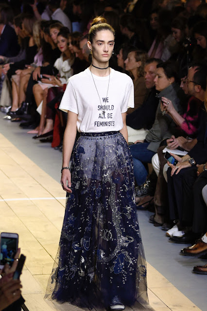 We should all be feminists by Dior
