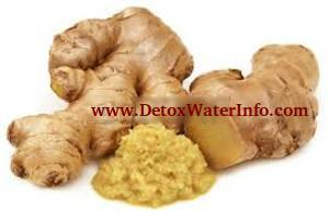 Ginger water lemonade recipe