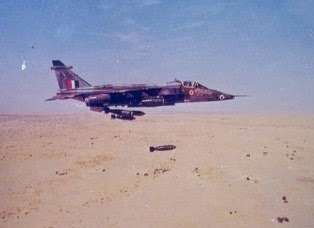 Indian MiG-27 Jet Dropped Bombs in Kargil War