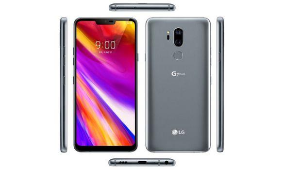 تسريب صور الهاتف المنتظر LG G8 ThinQ