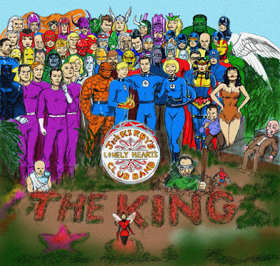 Sgt. Pepper's Lonely Hearts Club Band (Fantastic Four Plus