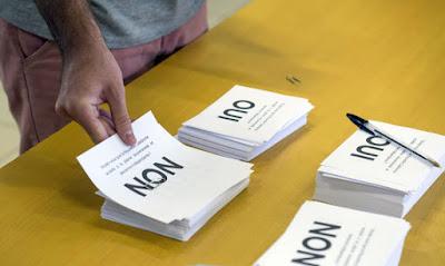 Referendum New Caledonia, 56,4% Memilih untuk Tetap Bersama Perancis, 43,6% Memilih Kemerdekaan Kanaky