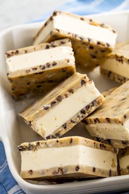 K'Mich Weddings - wedding planning - dessert ideas - cookie dough ice cream sandwiches - delish.com