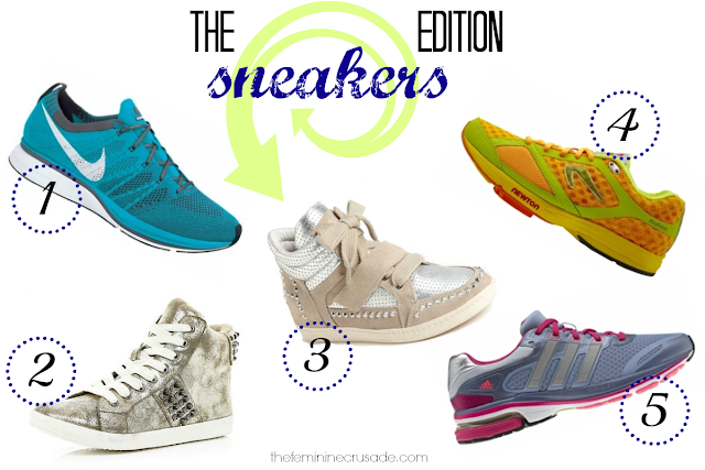Wishlist: The Sneakers Edition