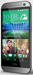 Cara Reset HTC One M8 Mini Lupa pola & Password