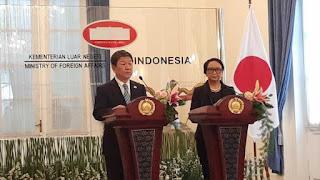 Kerjasama Indonesia - Jepang