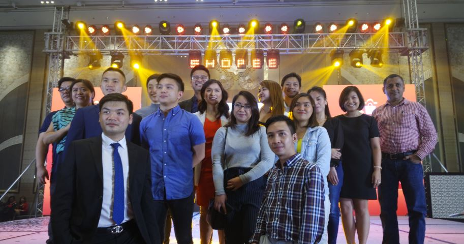 Shopee Philippines' partner brands officials graced the Super Shopping Day kick off event