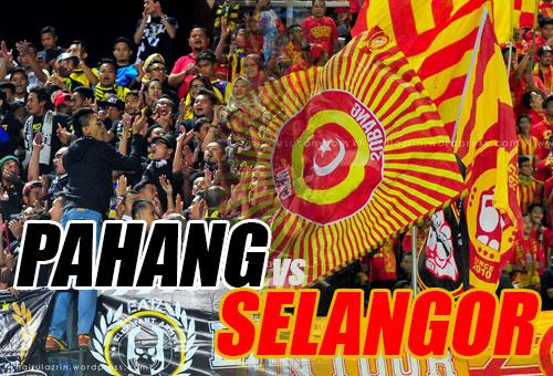 Pahang vs Selangor
