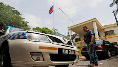 "Setelah Saling Usir Duta Besar, Malaysia-Korea Utara Saling ""Sandera"" Warga"