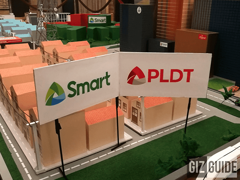 PLDT surrenders frequency for 3rd telco player to the government