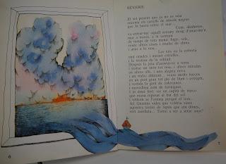 Llibre: Poesies: Joan Maragall ; Dibuixos: Mabel Poveda Poema: RÊVERIE-  ISBN: 8472028879 per Teresa Grau Ros