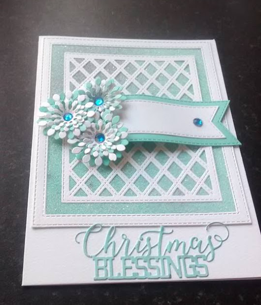 Christmas Blessings with Bling