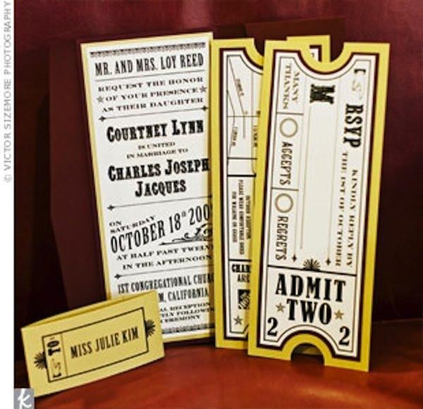 Creative Wedding Invitations: Oz Angeles: Some Of Funny And Creative Wedding Invitation