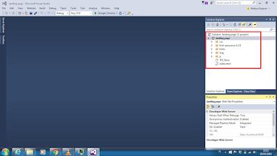 vs1 - Cara Upload Website ke Microsoft Azure melalui Visual Studio 2015