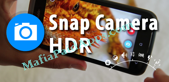Snap Camera HDR v8.7.7 [Patched] Apk for Android