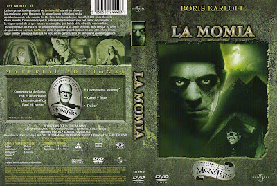 Carátula - La momia | 1932 | The Mummy