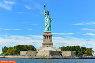 Cover Photo: The Statue of Liberty