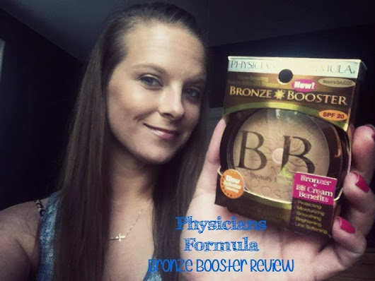 Bronze Booster Glow-Boosting BB Bronzer from Physicians Formula #BronzerwithBenefits #StyleHunters          ~          Misadventures in Baby Raising