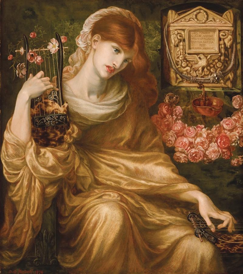 Dante Gabriel Rossetti 1828-1882 | British Pre-Raphaelite painter