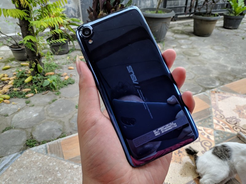 Benchmark AnTuTu Asus Zenfone Live L2 Bertenaga Snapdragon 430