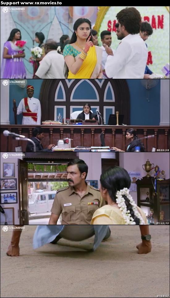 Bhairava 2017 Hindi Dubbed 720p HDRip 999mb