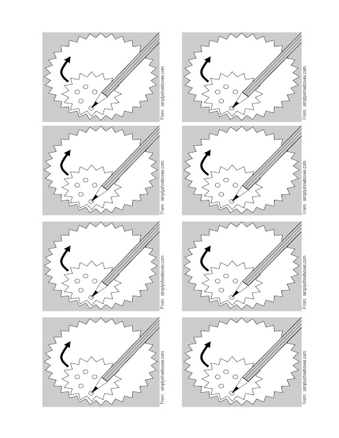 Spiroart printable instructions