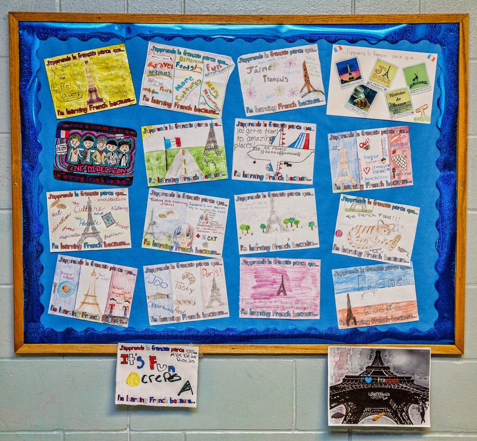 The French Corner J Apprends Le Francais Parce Que