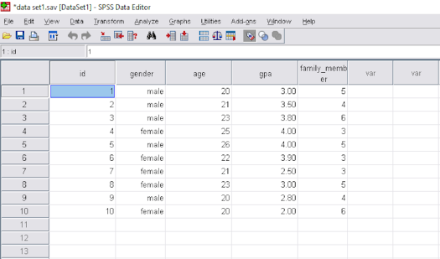 merge data file using spss