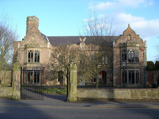 Spaldings Ayscoughfee Hall