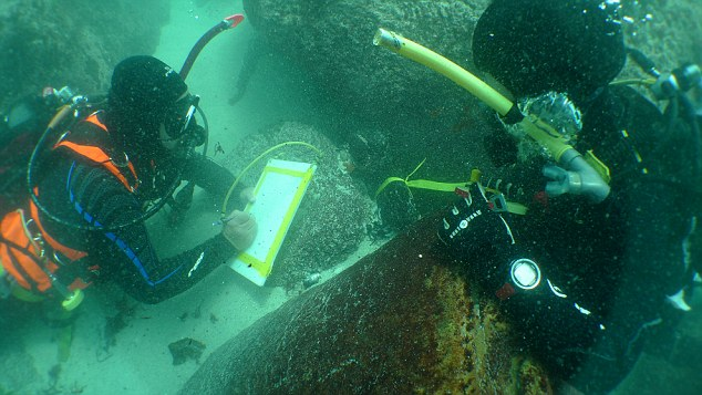 wreck   year  slave ship discovered  south africa  archaeology news network