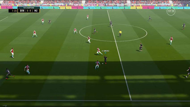 AZ Pitch Evolution For AZ Stadium PES 2017