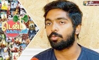 G.V.Prakash and Ivana sharing some interesting experiences on Naachiyaar