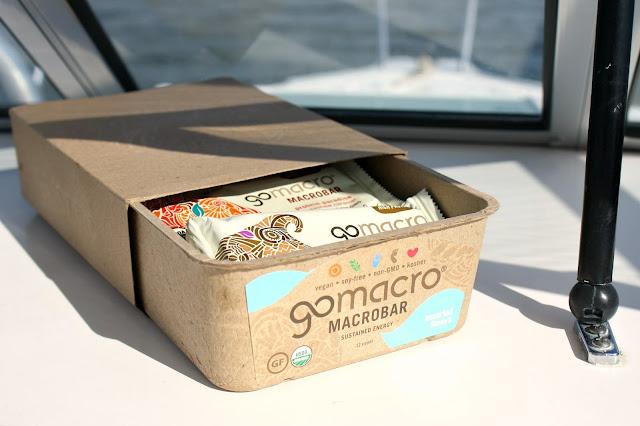 GoMacro Macrobars Sampler Pack
