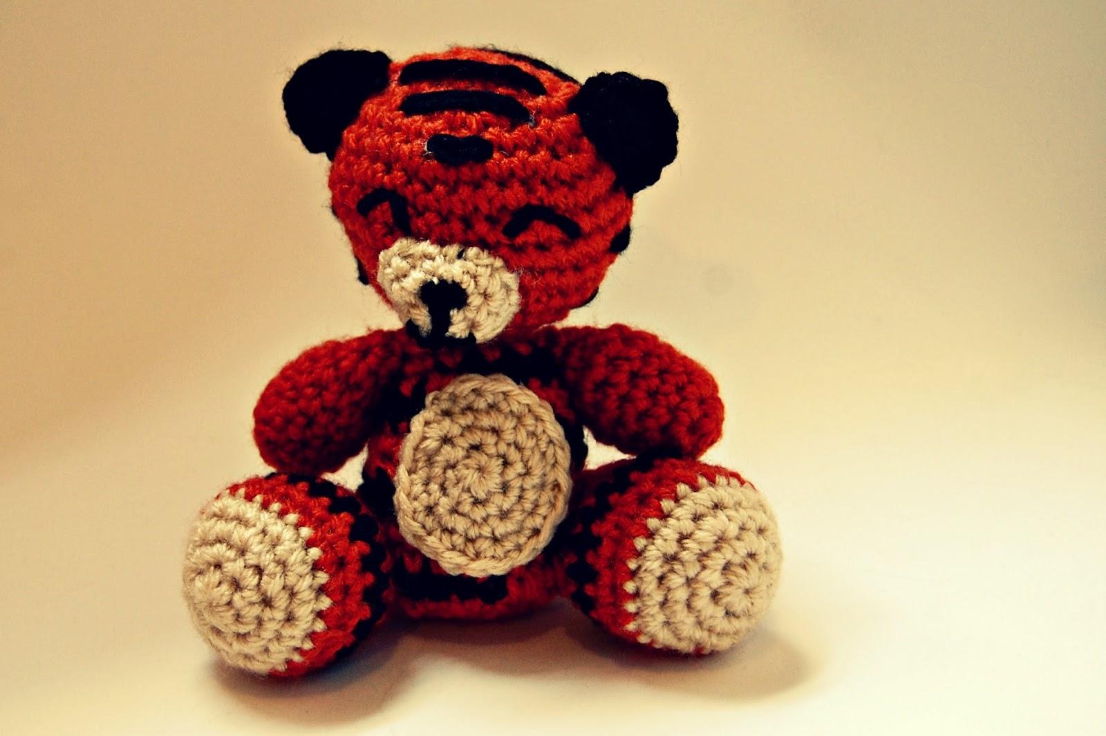 tiger amigurumi | Son's Popkes | 1064x1600