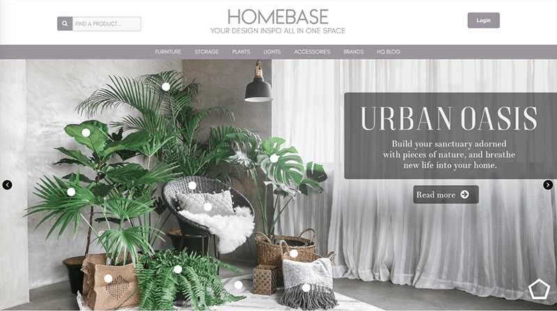 Homebase.ph makes home decor easy and accessible