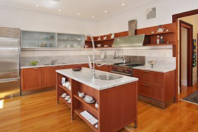 Faça Ideal Projeto da cozinha